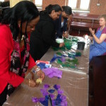 bannermaking St Georges sm