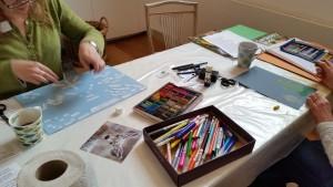 creativity at Longworth