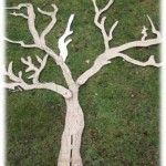 tree sculpture template for blacksmiths